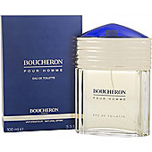 Boucheron pour Homme Eau de Toilette (EDT) 100ml Spray For Men
