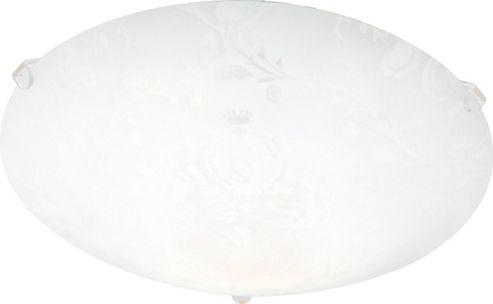 Home Essence Adity 1 Light Flush Ceiling Light