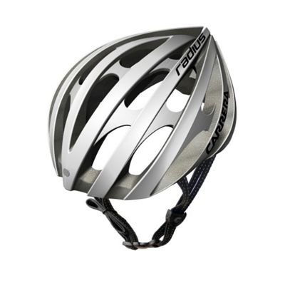 Carrera E00369 Radius Road Helmet Matt White Small Medium 54-57cm