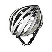 Carrera E00369 Radius Road Helmet Matt White Small Medium 54-57cm