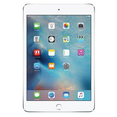 Apple iPad mini 4 (7.9 inch) Wi-Fi Cellular 128GB - Silver