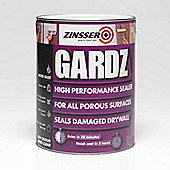 Zinsser Gardz High Performance Sealer Water Based - 2.5 Litre