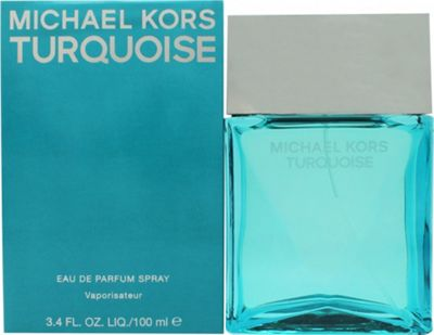 Michael Kors Turquoise Eau de Parfum (EDP) 100ml Spray For Women