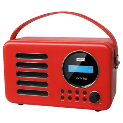 Technika 2121Q London Retro Digital Radio