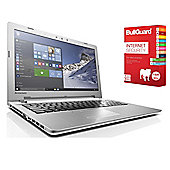 "Lenovo IdeaPad 500 80NT0066UK 15.6"" Laptop With BullGuard Internet Security"
