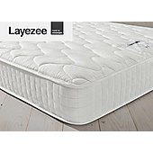 Layezee by Silentnight 800 Pocket Mattress