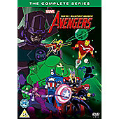 Avengers - Earth's Mightiest Heroes - Volumes 1-8 8 Disc DVD
