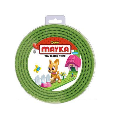 Mayka Tape - 4 Stud Light Green 2 Metres