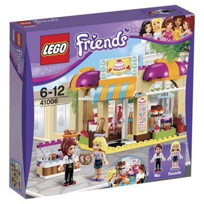 LEGO Friends Heartlake City Downtown Bakery 41006