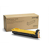 Xerox Black Drum Cartridge for WorkCentre 6400 Printer - Cyan