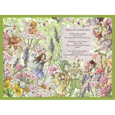 Flower Fairies - 500pc Puzzle
