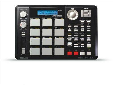 Conrad MPC500 Audio Component