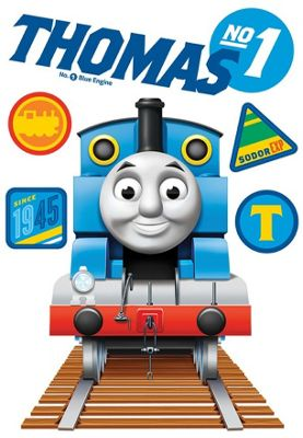 Thomas the Tank Engine Decals