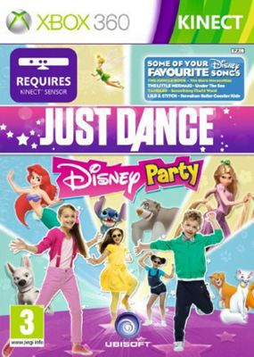 Just Dance - Disney Party (Xbox 360)