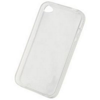 "Tortoiseâ""¢ Soft Gel Case iPhone 4/4S Clear"