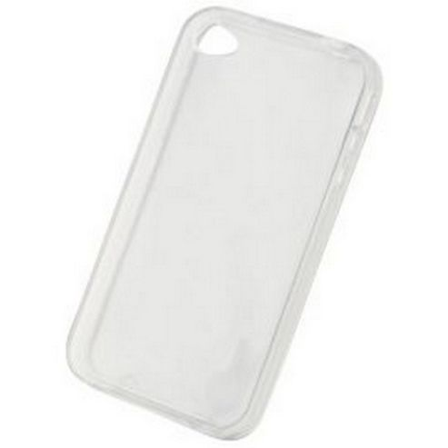 "Tortoiseâ""¢ Soft Gel Case iPhone 4/4S Clear"