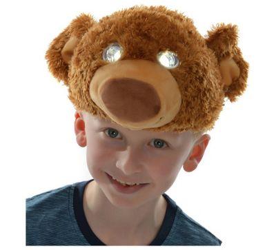 Hogwild Head Lites Teddy Bear Nightlight