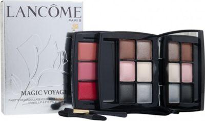 Lancome Magic Voyage Travel Lip & Eye Palette 6x Eye Shadow + 3x Lip Colour + 2x Applicator