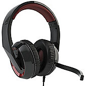 Corsair Raptor HS30 Binaural Head-band Black Red headset