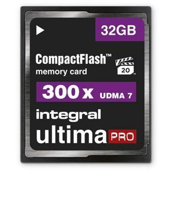 Integral UltimaPro 32GB CompactFlash 300X