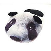 Country Club Printed TV Slippers, Panda