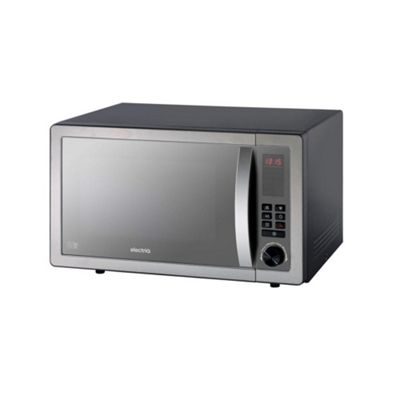 Electriq Eiqmw9beh 25 L Freestanding 900w Combination Microwave Oven In Black And Stainless Steel