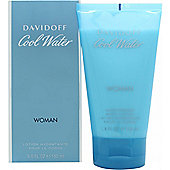Davidoff Cool Water Body Lotion 150ml For Women