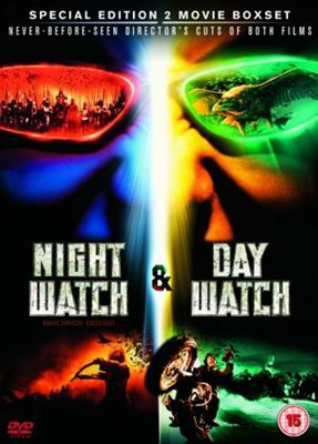 Nightwatch/Daywatch (DVD Boxset)