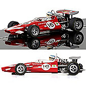 SCALEXTRIC Slot Car C3834A McLaren M7C John Surtees, 1970 Dutch GP Legend Ltd Ed