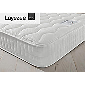Layezee by Silentnight 800 Pocket Memory Mattress