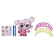 Littlest Pet Shop Style 'n Store Pet - Monkey