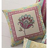 Dreams n Drapes Marinelli Cushion Cover - Teal 43x43cm