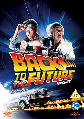 Back To The Future 1-3 (DVD Boxset)