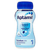 Aptamil Ready to Feed First Infant Milk From Birth 200ml