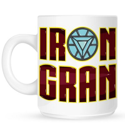 Iron Gran 10oz Ceramic Mug