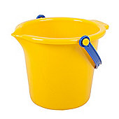 Gowi Toys Simple Bucket (Yellow)