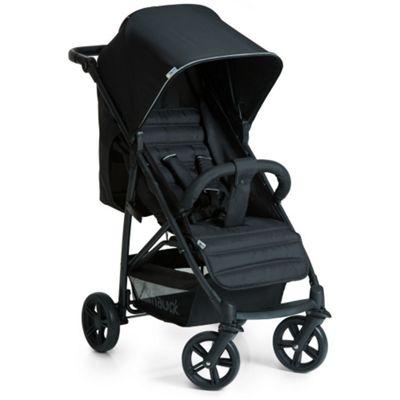 Hauck Rapid 4 Stroller (Caviar/Black)