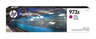 HP 973X high yield magenta original PageWide cartridge
