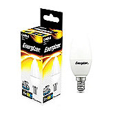 1x Energizer E14 SES Candle LED Light Bulb Warm White