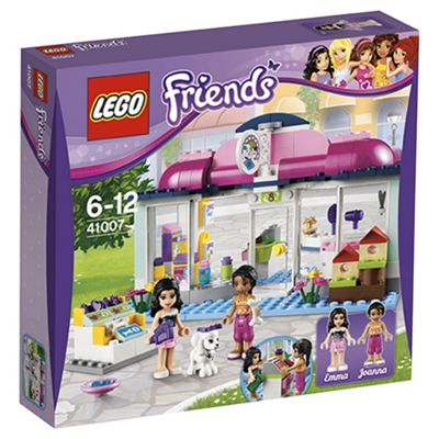 LEGO Friends Heartlake Pet Salon 41007