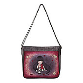 Santoro Gorjuss The Collector Coated Cross Body Shoulder Bag 30x25x8cm
