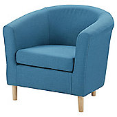 Tub Chair- Teal