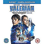 Valerian And The City Of A Thousand Planets Bluray