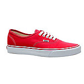 Vans Authentic Red Shoe EE3RED - Red