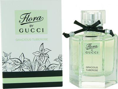Gucci Flora Gracious Tuberose Eau de Toilette (EDT) 50ml Spray For Women
