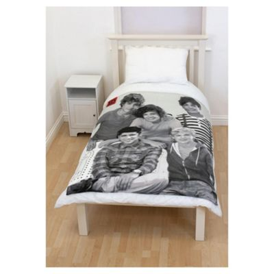 One Direction Crush Fleece Blanket