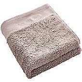 Retreat Face Cloth 33X33 - Platinum