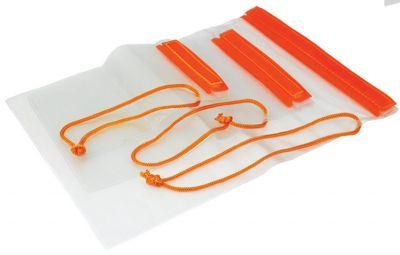 Yellowstone PVC 3 Piece Waterproof Pouch Set Orange