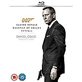 Daniel Craig Triple DVD