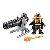 Imaginext DC Super Friends Heat Blast Batman Action Figure